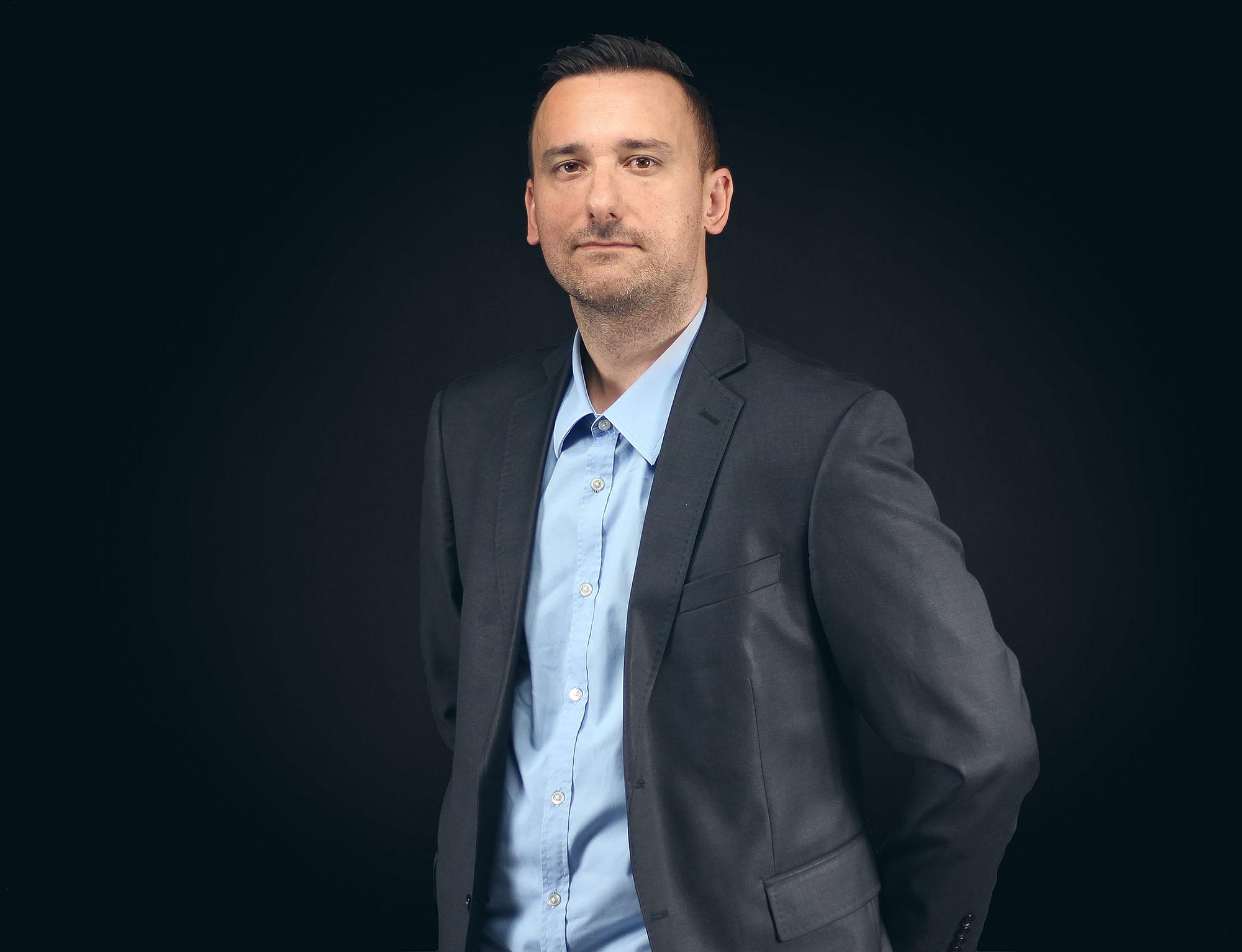 Paweł Bukała właściciel City Hall
